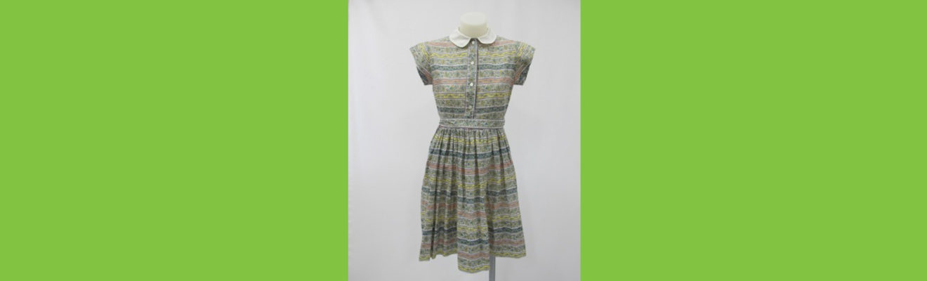 Liberty sun dress c1959